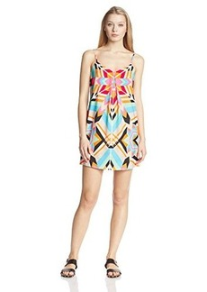 Mara Hoffman Women's Geometric Print Shift Dress