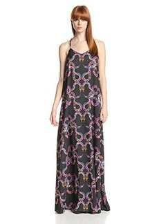 Mara Hoffman Women's Silk Racerback Camisole Maxi Dress