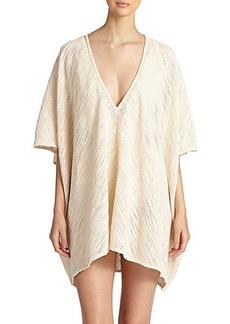 Mara Hoffman Woven Cotton Caftan