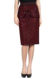 MARC JACOBS - 3/4 length skirt
