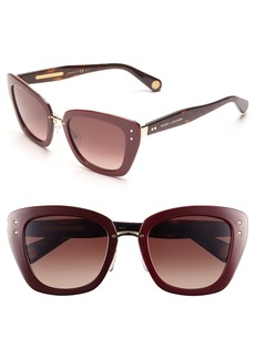 Marc Jacobs 53mm Retro Sunglasses