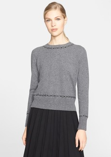 MARC JACOBS Backward Wool & Cashmere Cardigan