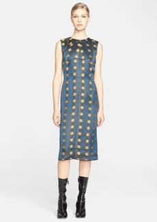 MARC JACOBS Blurred Spot Jacquard Dress