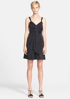 MARC JACOBS Bow Detail A-Line Dress