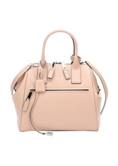 Marc Jacobs cashew nude leather 'Incognito' large handbag