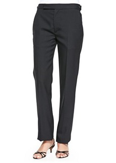 Marc Jacobs Classic Straight-Leg Pants