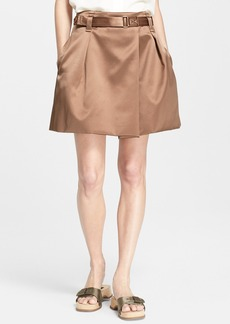 MARC JACOBS Duchesse Satin Skirt