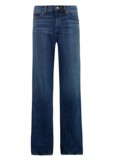 Marc Jacobs High-waisted wide-leg jeans