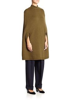 Marc Jacobs Long Knit Cape