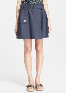 MARC JACOBS Mélange Suiting Skirt
