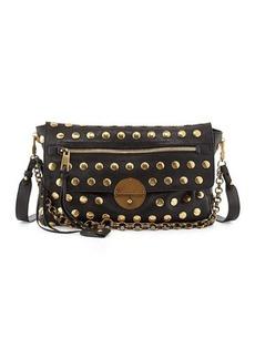 Marc Jacobs Nomad Chain-Strap Hobo Bag, Black