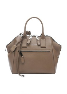 Marc Jacobs peony leather leather large 'Incognito' convertible trapeze bag