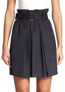 Marc Jacobs Pleated High-Waisted Skirt