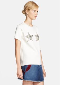 MARC JACOBS Star Embellished Sweatshirt