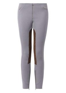 Marc Jacobs Stretch-wool jodhpur trousers