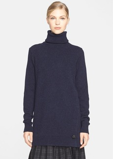 MARC JACOBS Twisted Seam Wool & Cashmere Turtleneck Tunic