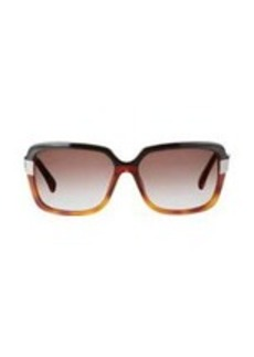 Marc Jacobs Two-Tone Square Frame Sunglasses
