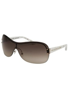Marc Jacobs Women's White Rimless Sunglasses