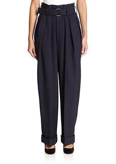Marc Jacobs Wool High-Waist Pants