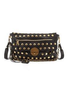 Nomad Chain-Strap Hobo Bag, Black   Nomad Chain-Strap Hobo Bag, Black