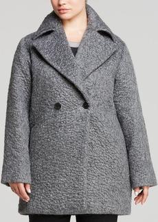 Marina Rinaldi Double Breasted Coat