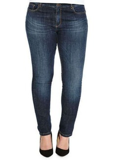 Marina Rinaldi Idioma Low-Rise Stretch Jeans, Women's