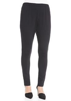 Marina Rinaldi Jersey Skinny-Leg Pants, Women's
