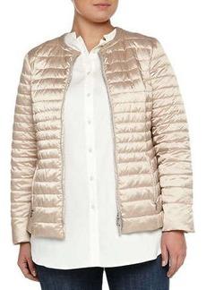 Marina Rinaldi Lilla Quilted Puffer Jacket