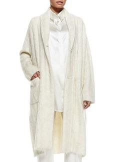 Marina Rinaldi Milazzo Fuzzy Knit Coat, Women's