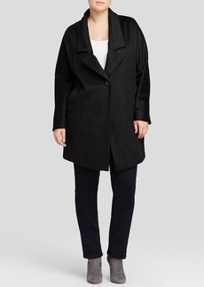 Marina Rinaldi Nobile One-Button Jacket