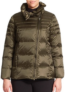 Marina Rinaldi, Plus Size Panorama Short Down Puffer Jacket