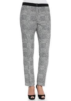 Marina Rinaldi Ramino Menswear Pants, Women's