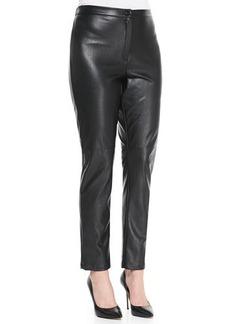 Marina Rinaldi Recoardo Faux-Leather Pants, Women's