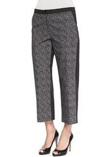 Marina Rinaldi Rombo Ankle Pants, Women's