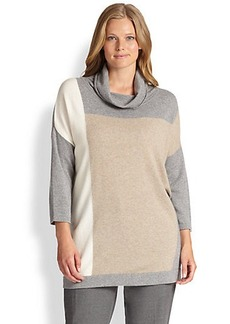 Marina Rinaldi, Sizes 14-24 Archivio Colorblock Sweater