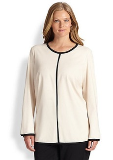 Marina Rinaldi, Sizes 14-24 Bantu Blouse