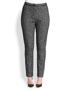 Marina Rinaldi, Sizes 14-24 Recco Printed Pants