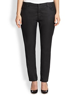 Marina Rinaldi, Sizes 14-24 Ribelle Coated Jeans