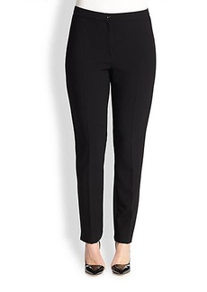 Marina Rinaldi, Sizes 14-24 Rimato Slim High-Waist Pants