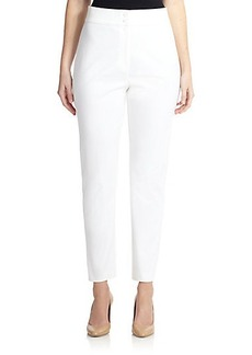 Marina Rinaldi, Sizes 14-24 Stretch High-Waist Pants