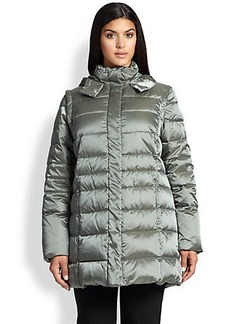 Marina Rinaldi, Sizes 14-24 Vienna Quilted Jacket