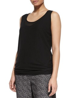 Marina Rinaldi Zebra Sleeveless Tank Top, Women's