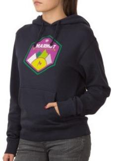 Marmot Badge Pullover Hoodie - Women's