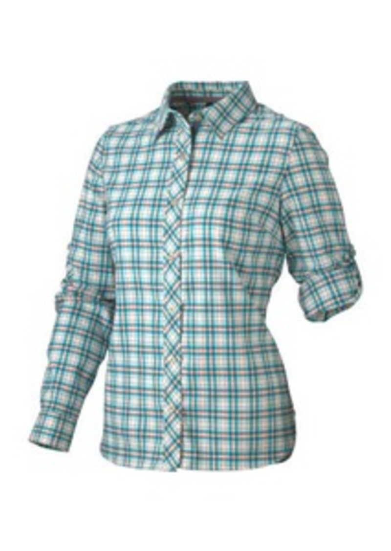 Marmot Estelle Flannel Shirt - Long-Sleeve - Women's