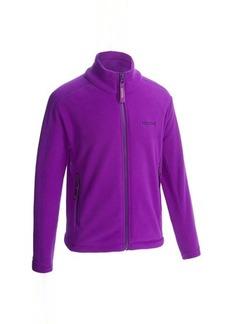 Marmot Lassen Fleece Jacket - Zip Front (For Girls)