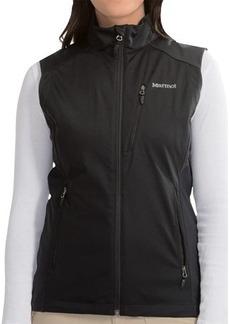 Marmot Leadville Soft Shell Vest - Windstopper® (For Women)
