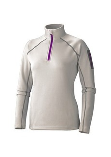 Marmot Polartec® Power Stretch® Fleece Shirt - Zip Neck, Long Sleeve (For Women)