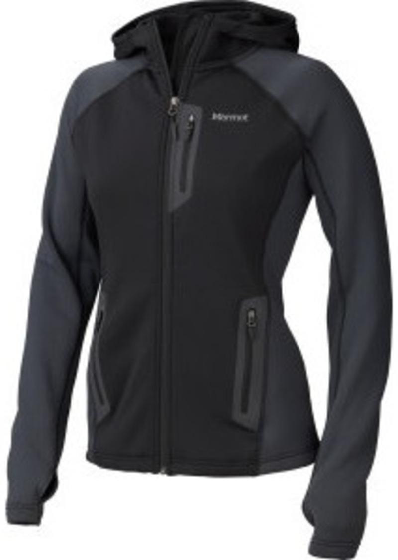 Marmot Power Stretch Fleece Hooded Jacket - Women's