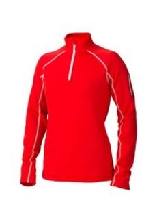 Marmot Power Stretch Half-Zip Fleece Shirt - Women's