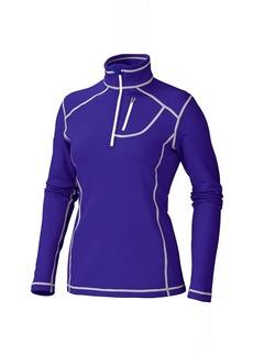 Marmot Sunspot Shirt - Zip Neck, Long Sleeve (For Women)